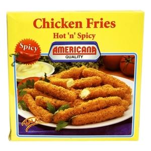 Americana Chicken Fries Spicy 400g