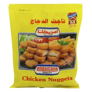 Americana Chicken Nuggets  750g