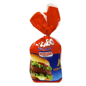 Americana Beef Burger Big Size Poly Bag 1kg