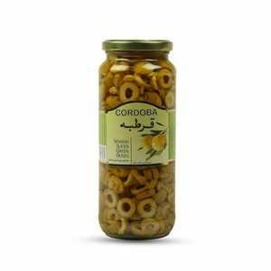 Cordoba Sliced Green Olives 275g