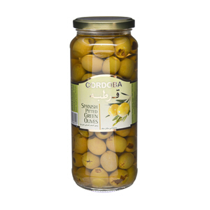 Cordoba Pitted Green Olives 275g