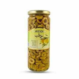 Cordoba Sliced Green Olives 230g