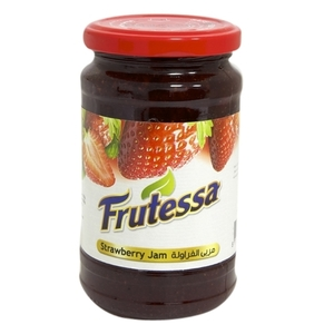 Frutessa Strawberry Jam 420gm