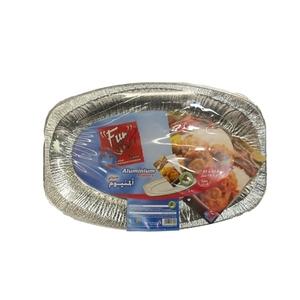 Fun Aluminium Platter Oval Medium 5s
