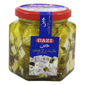 Gazi Softcheese45%W/Herbs 200 G 200 Gm
