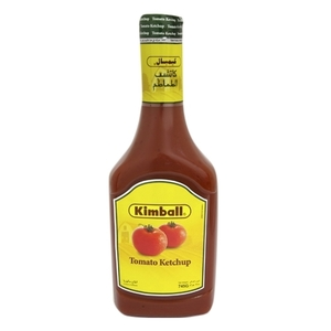 Kimball Ketchup Squeeze 745gm