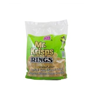 Mr. Krisps Potato Rings Jalapeno Multipack 25x15g