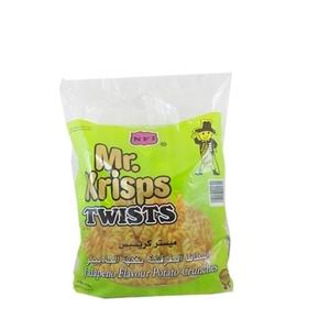 Mr. Krisps Potato Twists Jalepeno 25x15g