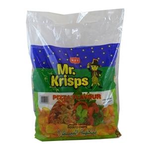 Mr.Krisps Potato Chips Pizza Flavour 25x15g