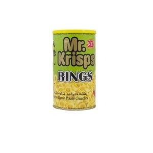 Mr.Krisps Potato Rings Jalapeno 65g