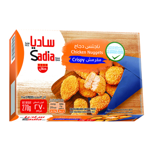 Sadia Chicken Nuggets Crispy 270g