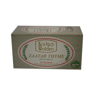 Safa Thyme Tea Bag Zatar 25x2 G 25x2 G