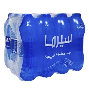 Sirma Natural Spring Water 12x500ml