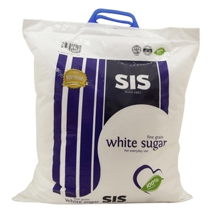 Sis Fine Granulated Sugar  10 Kg