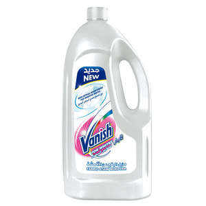 Vanish Stain Remover Liquid White 1.8L