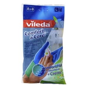 Vileda Comfort & Care Gloves Large 1pc