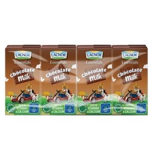 Lacnor Chocolate Milk 6x125ml