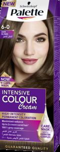 Palette Intensive Color Cream 6 0 Dark Blonde 50ml