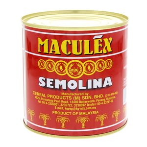 Semolina In Tin500g 36x500g