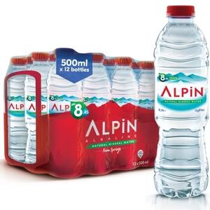 Alpin Spring Water 12x500ml