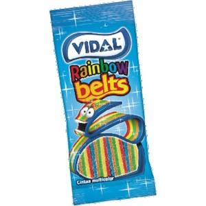 Vidal Rainbow Belts 100g