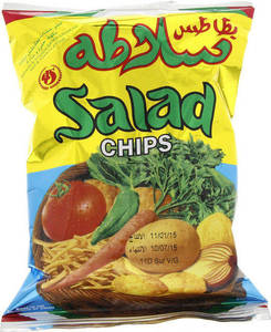 Oman Salad Chips 15gm