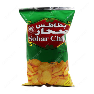 Chips Oman Sohar Chips Family 100g