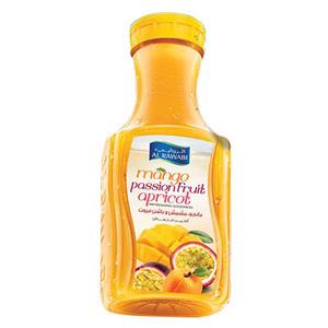 Al Rawabi Mango Passion Apricot 200ml