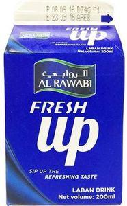 Al Rawabi Frsh Up Laban 6x200ml