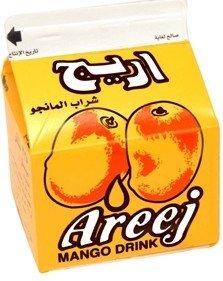 Areej Drink Mango 225ml