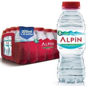 Alpin Turkish Water 24x200ml