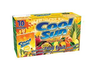 Cool Sun Mixed Fruit 10x200ml