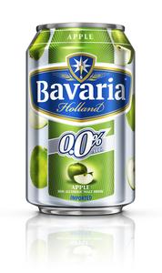 Bavaria Non Alcoholic Malt Drink 330m