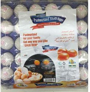 Saha Pasteurized Shell Eggs 30 30pcs