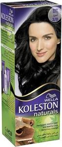 Wella Koleston Naturals Semi Kit-Black 1pc
