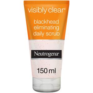 Neutrogena Blackhead Eliminating Facial Scrub with Purifying Salicylic Acid 150ml