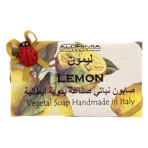 Alchimia Vegetable Soap Lemon 200g