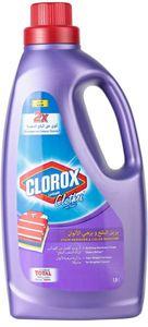 Clorox Original Powder Colored Clothes Color Booster 100% Stain Removal 1.8L