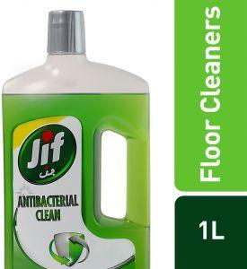Jif Anti Bacterial Floor Cleaner 1L