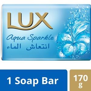 Lux Bar Soap Aqua Sparkle 170g
