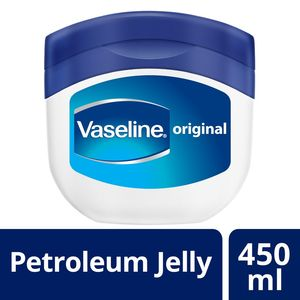 Vaseline Petroleum Jelly Original 450ml
