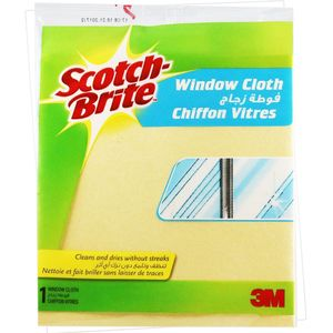 Scotch Brite Window Cloth 1pc
