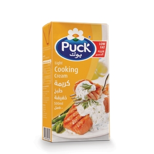 Puck Light Low Fat Cooking Cream 500ml