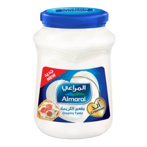 Almarai Jar Cheese Blue 900g