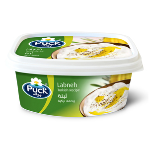Puck Turkish Recipe Labneh Tub 650g