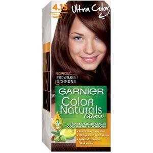 Garnier Color Naturals 4.15 Brownie Chocolate Haircolor 100g