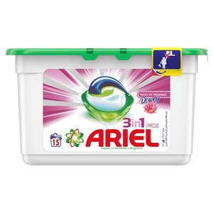 Ariel Capsules WTD 27g