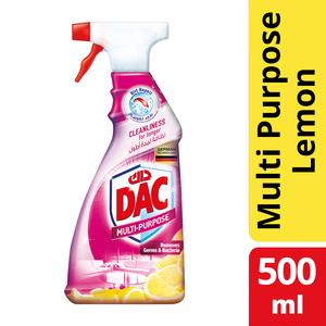Dac Multi-Purpose Cleaner Lemon Spray 500ml