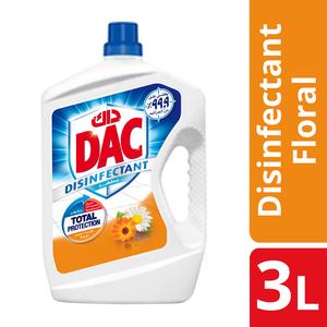 Dac Disinfectant Floral 3L