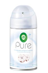 Air Wick Air Freshener Freshmatic Refill Pure Soft Cotton 250ml